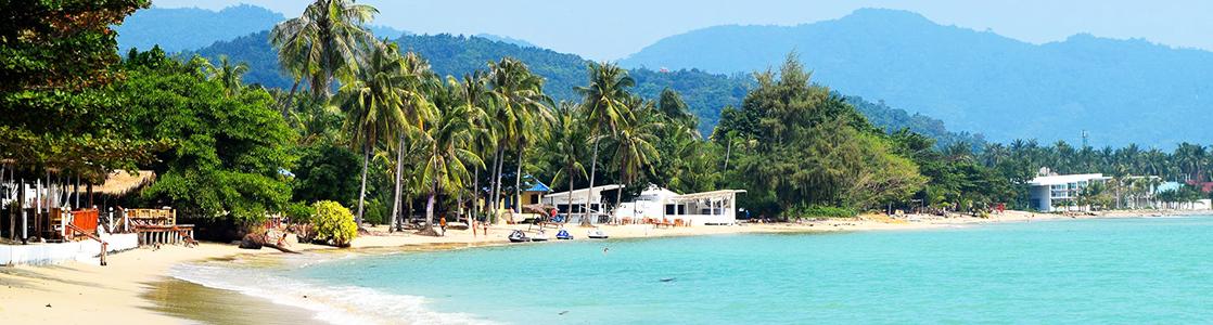 Koh Phangan Thaiföld